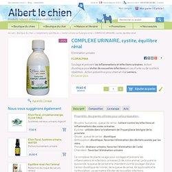 Phyto Chien, Chat, problèmes urinaires, diurétique, phytothérapie 200 ml
