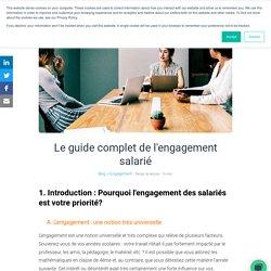 Le guide complet de l'engagement salarié