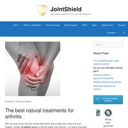 Natural Treatments for Arthritis