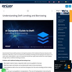 A Complete Guide on DeFi Lending and Borrowing Platform Development