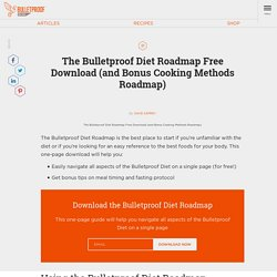 The Complete Illustrated One Page Bulletproof® Diet