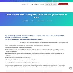 Complete AWS Career Path