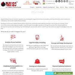 Complete eCommerce Consultancy, Ecommerce Website Design Company