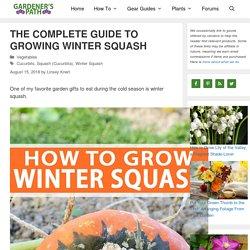 Grow Squash