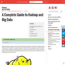 A Complete Guide to Hadoop and Big Data