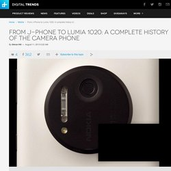 A Complete History of the Camera Phone