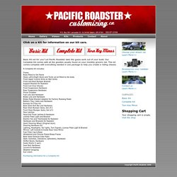 Pacific Roadster
