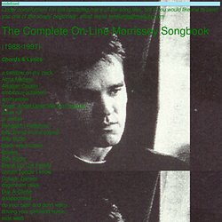 The Complete On-Line Morrissey Songbook