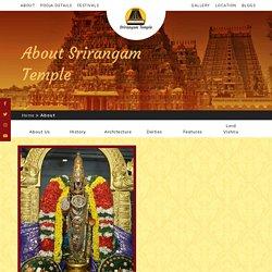 Sri Ranganathaswamy Temple History