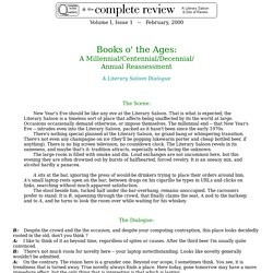 The complete review Quarterly - Books o' the Ages