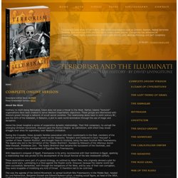 Complete Online Version | Terrorism and the Illuminati