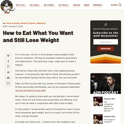 The Complete Guide to Tracking Your Macros