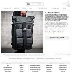 Arkiv Field Backpack Overview