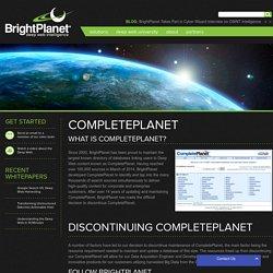 CompletePlanet