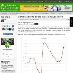 Complétez votre Zibase avec ThingSpeak.com