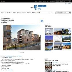 Lucien Rose Complex / Atelier du Pont