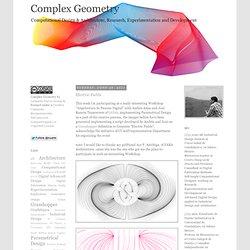 Complex Geometry: June 2011