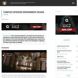 Complex Interior Environment Design