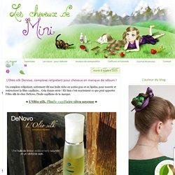 L'Oléo silk Denovo, complexe relipidant pour cheveux en manque de sébum !