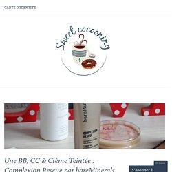 Une BB, CC & Crème Teintée : Complexion Rescue par bareMinerals