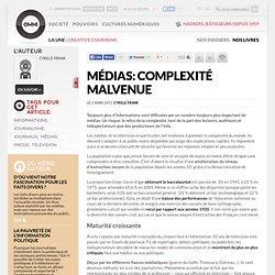 Médias: complexité malvenue » Article » OWNI, Digital Journalism