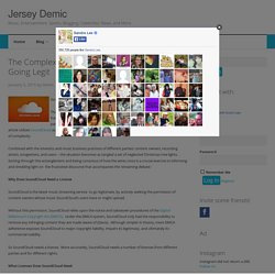 The Complexities and 'Price' of SoundCloud Going Legit - Jersey Demic