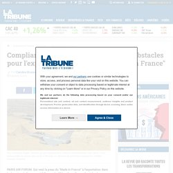 """Compliance, ITAR, RSE... : une course d'obstacles pour l'exportation d'armements """"Made in France"""""""