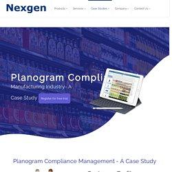 Planogram Compliance Management