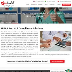 HIPAA Compliant Software