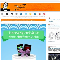 How Do Mobile And Marketing Compliment Each Other