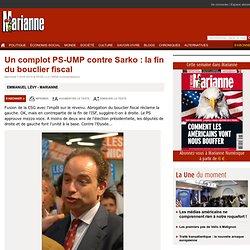 Un complot PS-UMP contre Sarko : la fin du bouclier fiscal