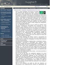 Complots, conspirationnisme & Co. III