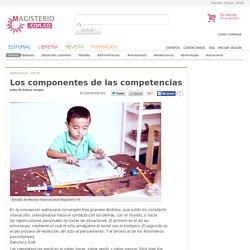 Los componentes de las competencias