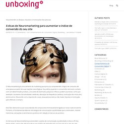 Comportamento do Consumidor Digital Archives - Unboxing You