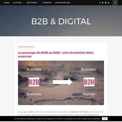 Le comportement des acheteurs B2B sur Internet