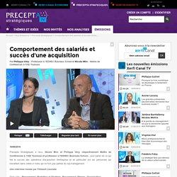 Philippe Véry, EDHEC Business School - Nicola Mirc, IAE Toulouse - Comportement des salariés et succès d'une acquisition