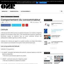 Comportement du consommateur - OZ RESSOURCES
