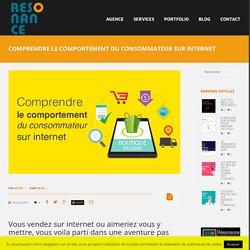 Comprendre le comportement du consommateur sur internet -