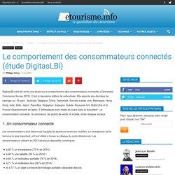 Comportement des consommateurs connectés (étude DigitasLBi)