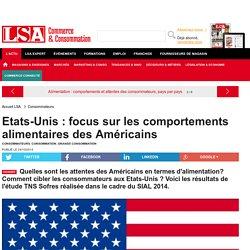 Etats-Unis : focus sur les comportements... - Dossiers LSA Conso