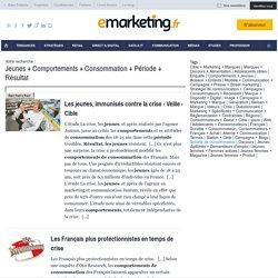 Jeunes + Comportements + Consommation + Période + Résultat