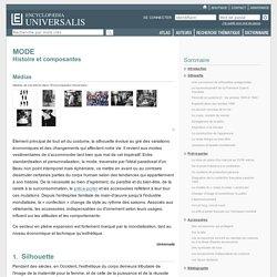 MODE - Histoire et composantes