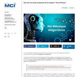 Qui sont ces IA qui composent de la musique ? Tour d'horizon !