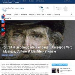 Portrait d'un compositeur engagé – Giuseppe Verdi : Musique, Culture et Identité Nationale
