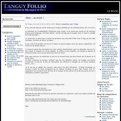 Compositeur de Musique de Film : le blog de Tanguy Follio
