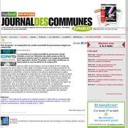 Plan Ecophyto : la composition du comité consultatif de gouvernance élargie aux collectivités