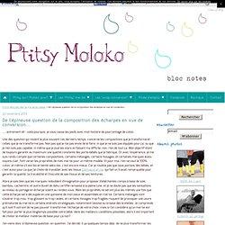 De l'épineuse question de la composition des écharpes en vue de conversion... - PTITSY MOLOKO, Mei Tai