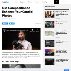 Use Composition to Enhance Your Candid Photos