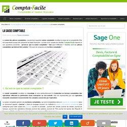 La saisie comptable : définition, composition et fonctionnement