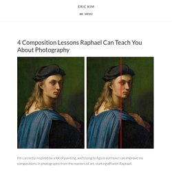 4 Composition Lessons Raphael Can Teach You About Photography
